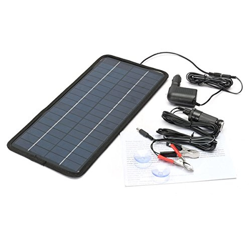 ILS-8W-12V-Portable-Mono-Solar-Panel-Power-Battery-Charger-For-RV-Boat-Smart-Car