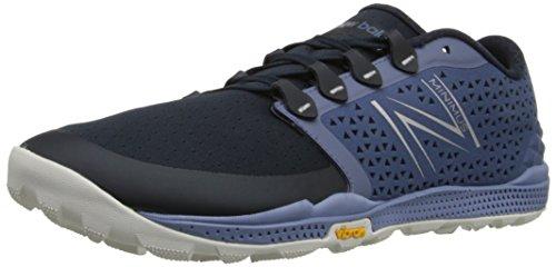 New Balance Men's MT10V4 Trail Shoe, Grey/Black, 10 2E US Grey/Black