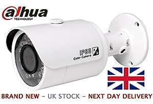 BW® ipc-hfw4300s Dahua IR HD 1080P Caméra IP de sécurité extérieur 3Mpix Full HD réseau IR Bullet caméra soutenant PoE