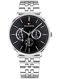 Tommy Hilfiger Analog Black Dial Men's Watch-TH1710373