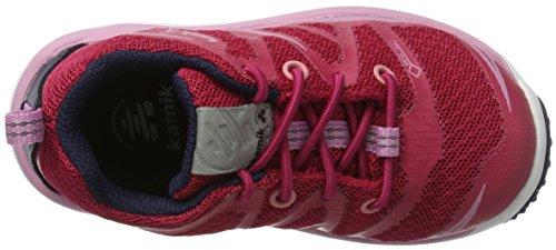 Kamik Rollngtx, Chaussures de Running Compétition mixte enfant Violett (Magenta)