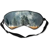 Trees In Forest Sleep Eyes Masks - Comfortable Sleeping Mask Eye Cover For Travelling Night Noon Nap Mediation... preisvergleich bei billige-tabletten.eu