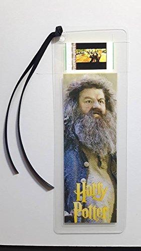 Harry Potter-Hagrid-Film Memorabilia Film Cell Lesezeichen (Harry-potter-film Zelle Lesezeichen)