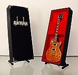 Gary Moore (Thin Lizzy): 1959 Les Paul Miniatur-Gitarrennachbildung