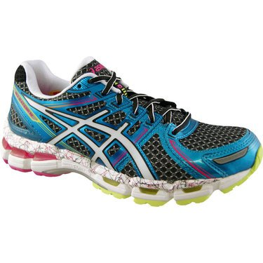 asics-gel-kayano-19-damen-laufschuhe-neon-pink-sunshine-black-blau-black-white-flash-pink-grosse-245