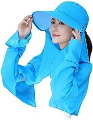 Hyun times Chapeau été, été, loisir, loisir, cyclisme, soleil, chapeau, écran solaire, écran solaire, soleil, chapeau