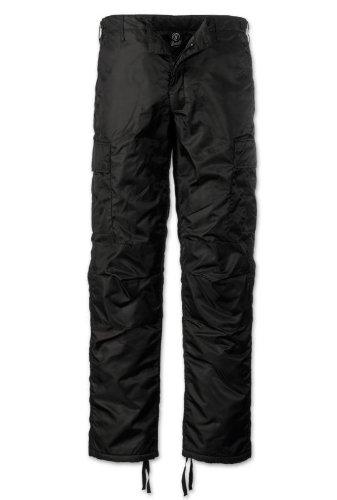 Pantalon thermo Brandit noir Größe XL