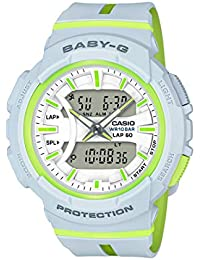 Casio Baby-g Analog-Digital White Dial Women's Watch - BGA-240L-7ADR (B198)