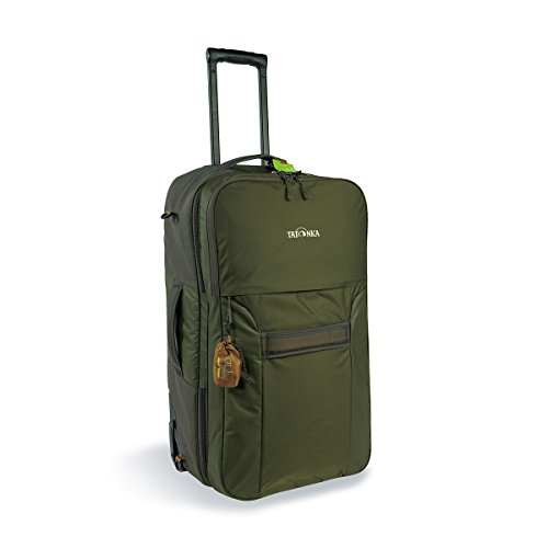 Tatonka Unisex Travel Trolley L Tasche Olive
