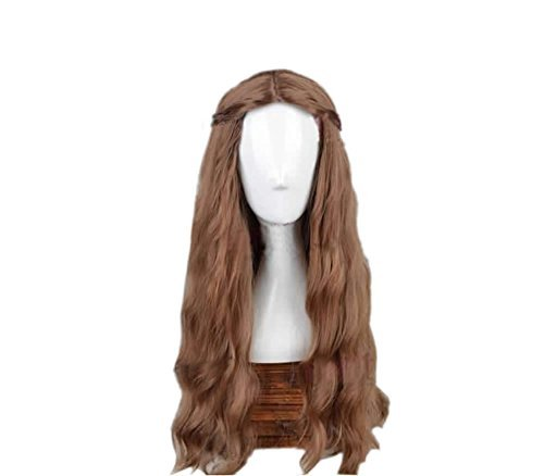 Game Thrones Kostüm Tyrell Of - Xoser Game Cosplay of Thrones Margaery Tyrell Long Wave High Level Wig