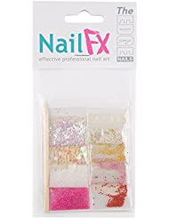 The Edge Pearl/Dust/Flatstones Nails Decoration Sets by The Edge