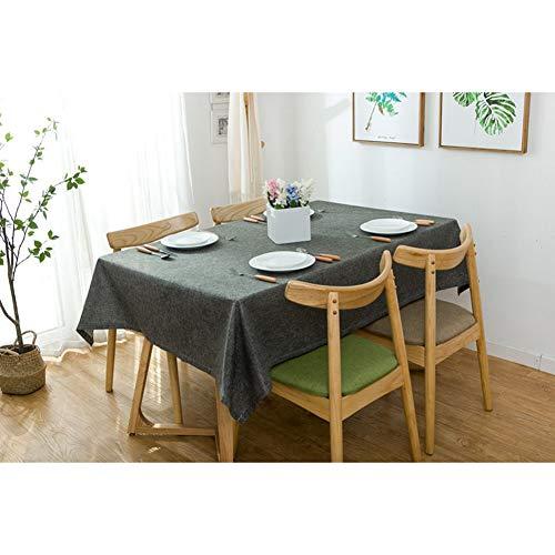 GUOAI Moderne Minimalistische Tischdecke Aus Unifarbener gebraucht kaufen  Wird an jeden Ort in Deutschland