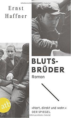 Blutsbruder by Ernst Haffner (2015-01-01)