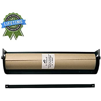 Thinkscroll 24 Quot Wall Mounted Kraft Or Butcher Paper Roll