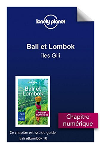 Descargar Libro Bali et Lombok - îles Gili de Planet Lonely