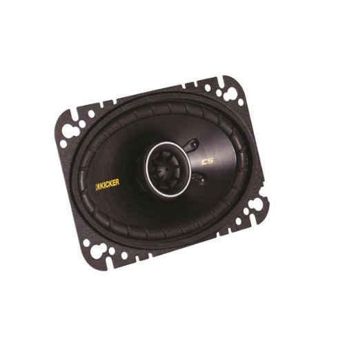 -way Car Speakers (6x4 Lautsprecher Kicker)