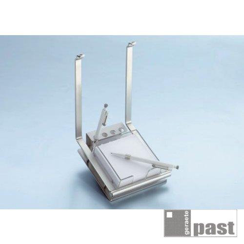 Linero 2000 Schreibsethalter 113105 Edelstahl-Optik