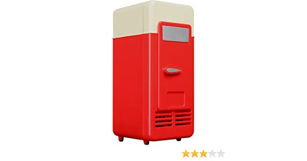 Mini Kühlschrank Für Schreibtisch : Mini kühlschrank mit usb anschluss: amazon.de: elektronik