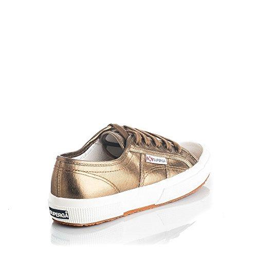 Superga Unisex-Erwachsene 2750 Cotmetu Sneakers Bronze