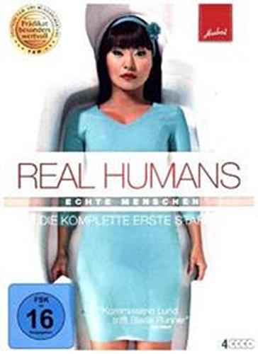 Bild von Real Humans - Echte Menschen, Die komplette erste Staffel [4 DVDs]