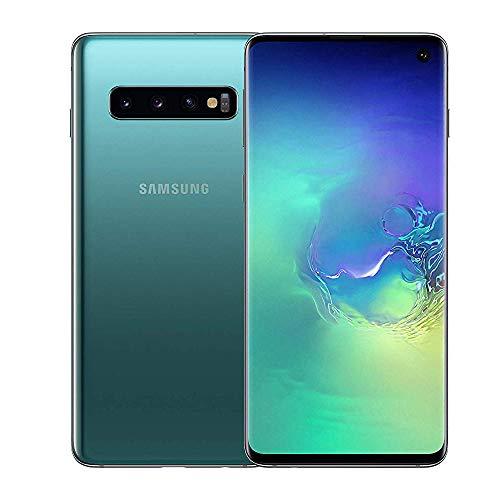 Samsung Galaxy S10 128 GB Hybrid-SIM Android Smartphone - Green (UK Version)