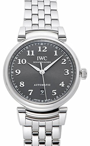 IWC Da Vinci Slate-coloured dial Automatic Men Watch IW356602