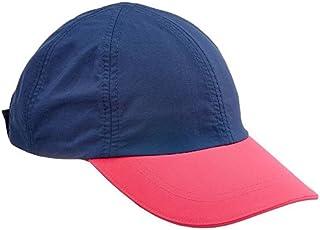 QUECHUA HIKE 100 GIRLS CAP - NAVY