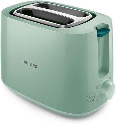 PHILIPS HD2581/60 Grille-pain Vert 800 W