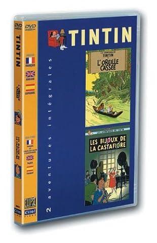 Tintin - L'oreille cassée + Les bijoux de la Castafiore