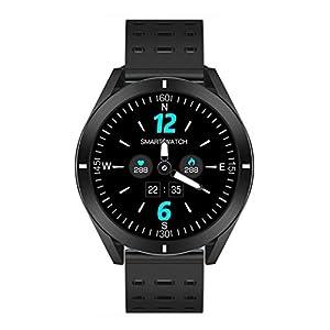 1,30 Zoll Single Touch Armband Wear Smart Watch Kompatibel mit Android IOS 64M 240×240 IP67 Wasserdicht IPS voller Betrachtungswinkel Sport Fitness Kalorien