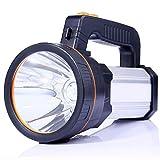 ALFLASH Powerful Rechargeable Torch Lantern 6000 Lumens Super Bright Waterproof Handheld Flashlight Spotlight