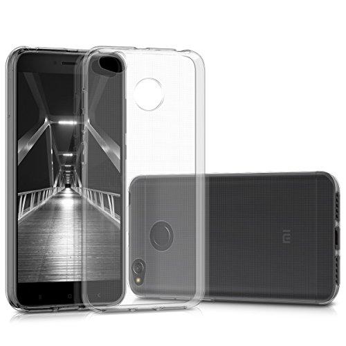kwmobile Xiaomi Redmi 4X Hülle - Handyhülle für Xiaomi Redmi 4X - Handy Case in Transparent
