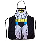 Heylookhere Creativo Práctico Único Superhéroe Marvel DC Comic Delantales Funny Personalidad Delantal Cocina BBQ