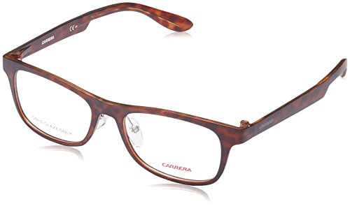 Carrera Full Rim Rectangular Unisex Spectacle Frame - (CA5541 DL5 5017|50) image