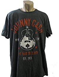 Johnny Cash - Memphis Band T-Shirt