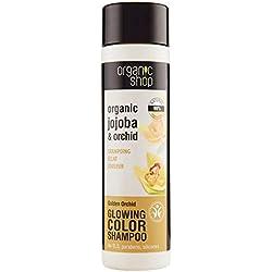 Organic Shop Shampoo Colore Brillante Jojoba & Orchid - 280 ml