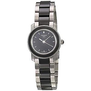 Tissot T0642102205100 – Reloj de Mujer de Cuarzo, Correa de Acero