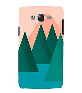 printtech Nature Animated Tree Back Case Cover for Samsung Galaxy J1 (2016) / Versions: J120F (Global); Galaxy Express 3 J120A (AT&T); J120H, J120M, J120M, J120T Also known as Samsung Galaxy J1 (2016) Duos with dual-SIM card slots