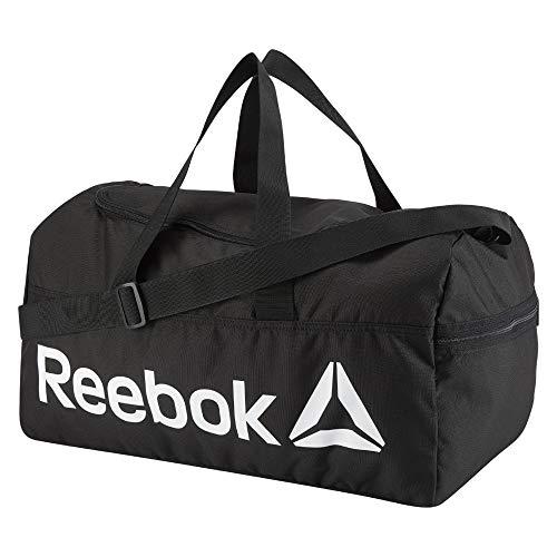Reebok Dn1521 Bolsa de Deporte, 45 cm, 32 litros, Negro