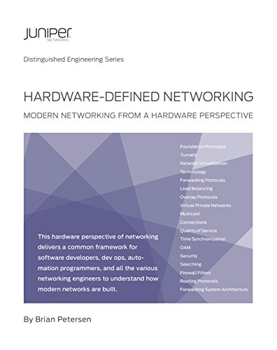 Hardware-Defined Networking (English Edition) por Brian Petersen