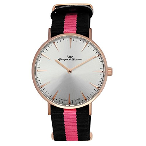 Reloj Yonger & Bresson Mujer Blanco–DCR 075/B21