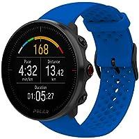 Polar Vantage M – Montre de sport FC/GPS pour Hommes et Femmes – Entraînement Multisport et Course avec Cardiofréquencemètre au Poignet (étanche, légère, dernière technologie)