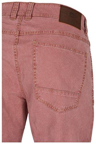 Hattric Jeans blau strukturiert Red