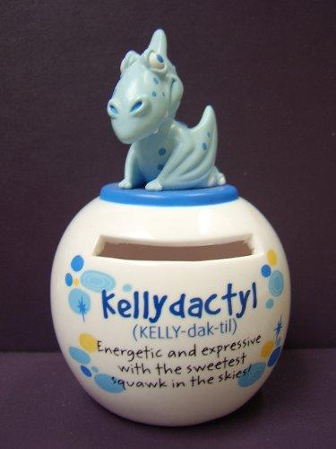 Kelly Gallery (Dino Dinosaurier-Freunde (), Glas, Spardose KELLY,)