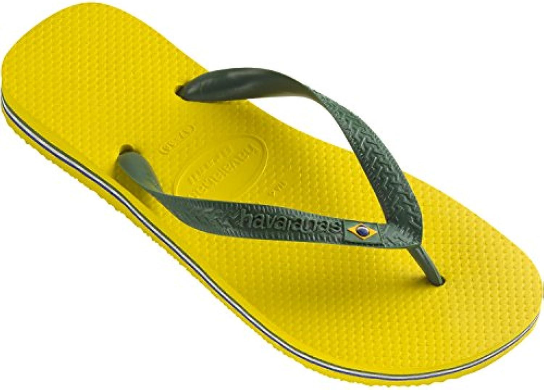 Havaianas - Zapatillas de estar por casa de Sintético para hombre amarillo amarillo