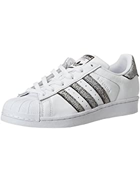 adidas Damen Superstar Basketballschuhe