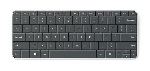 Microsoft Wedge Mobile Wireless Keyboard  available at amazon for Rs.5436
