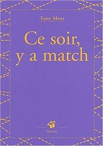 "Afficher ""Ce soir, y a match"""