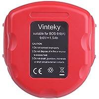 Vinteky®9.6V 1500mAh Batería de