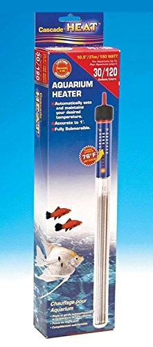 American Paws Pet Products Aquariumheizung mit Thermostat, 150 W, voll tauchbar, für Süß- und Salzwasseraquarien -